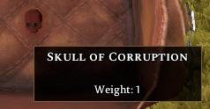 Skull of Corruption