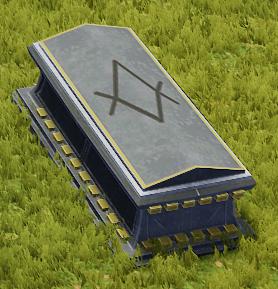 Runed Coffin