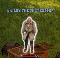 Bailey the Shopkeeper