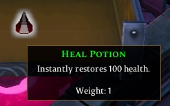 Heal Potion