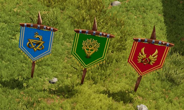 Allegiance Banner