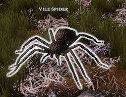Vile Spider