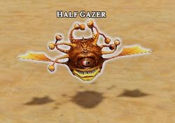 Half Gazer