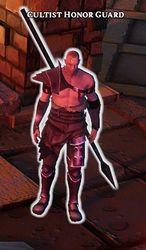 Cultist Honor Guard