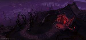 Shards graveyard at night.jpg