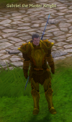 Gabriel the Master Knight