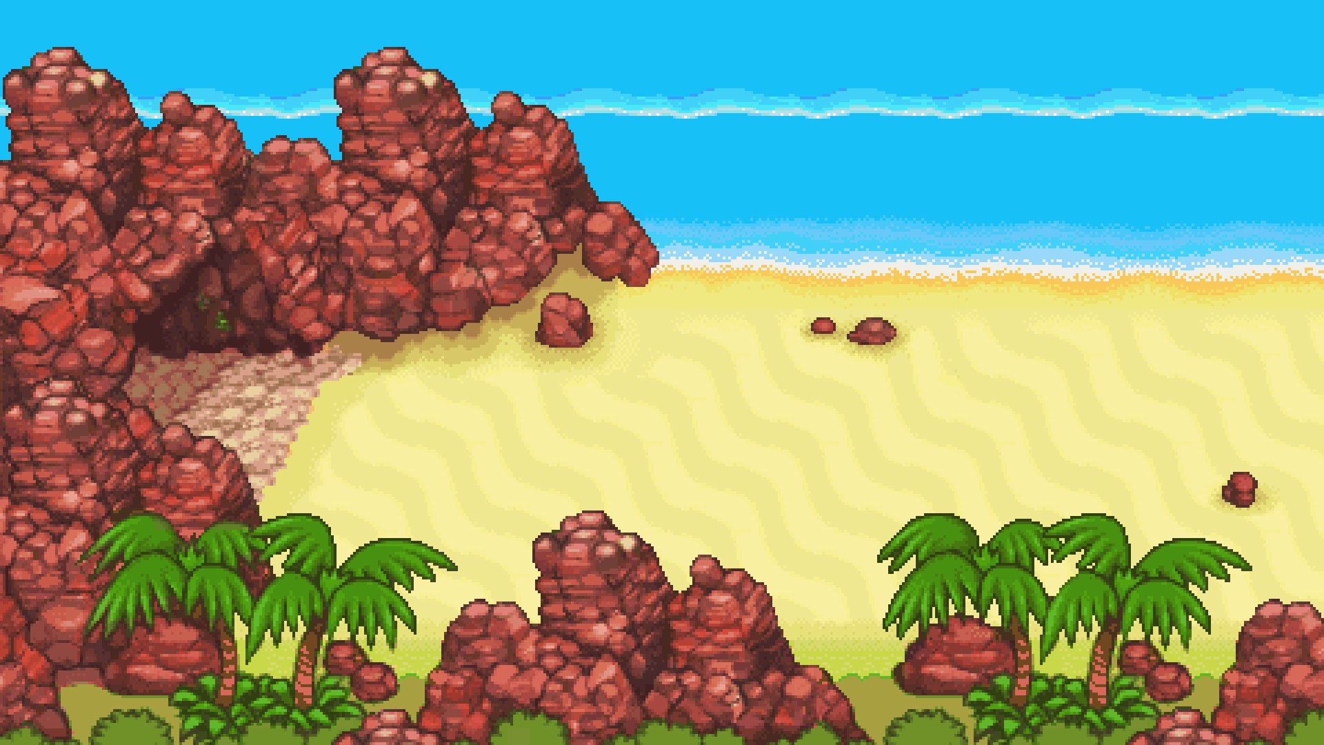 Explorers Beach Cave Mystery Dungeon Wiki