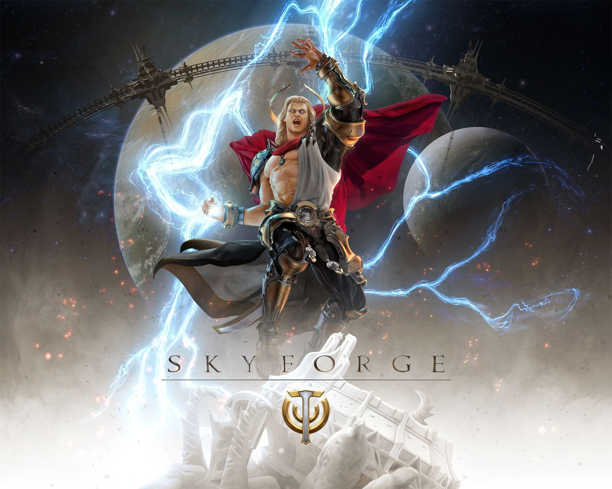 what systems is skyforge on