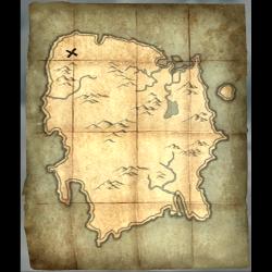Karte von Stalhrimvorkommen