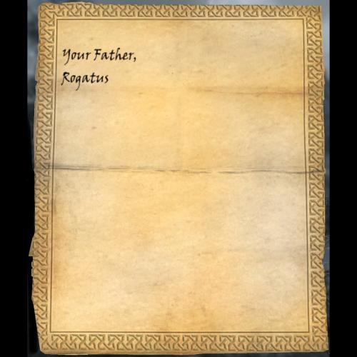Dein Vater, Rogatus.