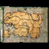 Ost-Kaiserliche Handelsroutenkarte