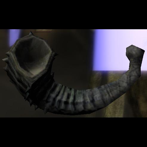 Horn of Jurgen Windcaller (item) - Skyrim Wiki