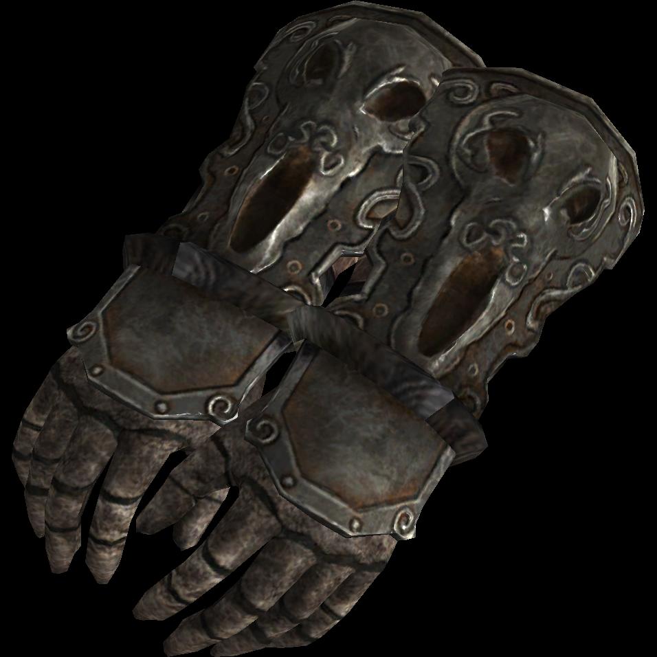 Wolf Gauntlets - Skyrim Wiki