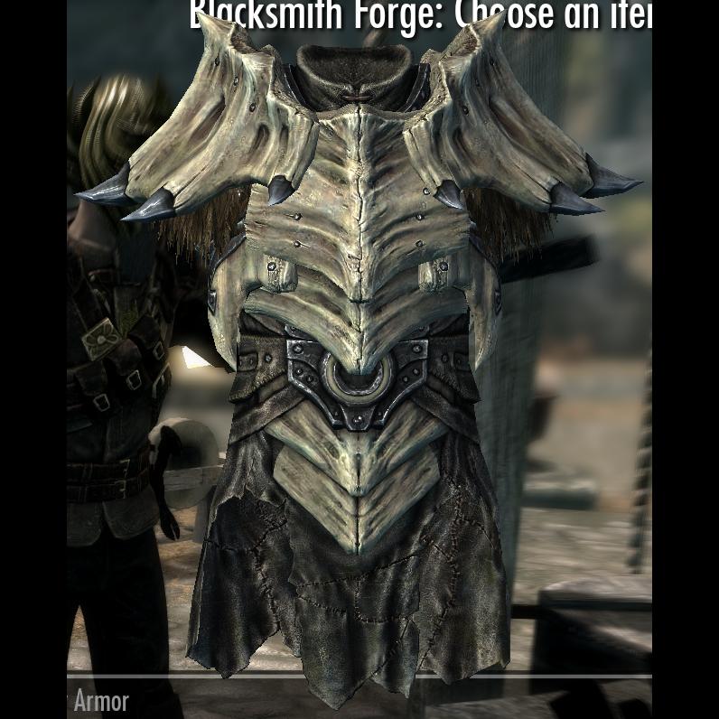 Dragonplate Armor