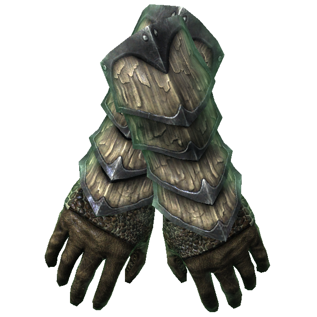 Dragonscale Gauntlets of Peerless Deft Hands - Skyrim Wiki