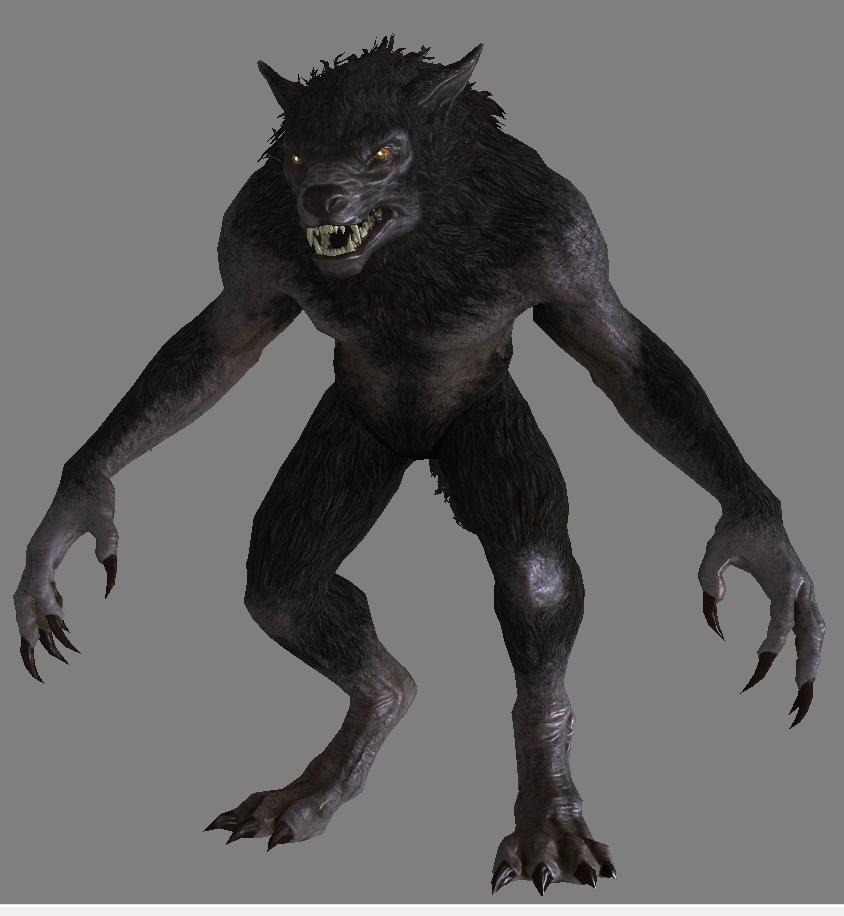 Werewolf Png