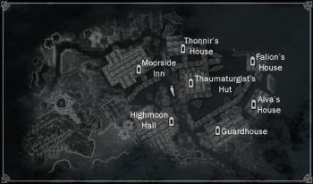 Map of Morthal