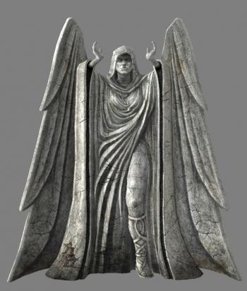 Statue of Meridia