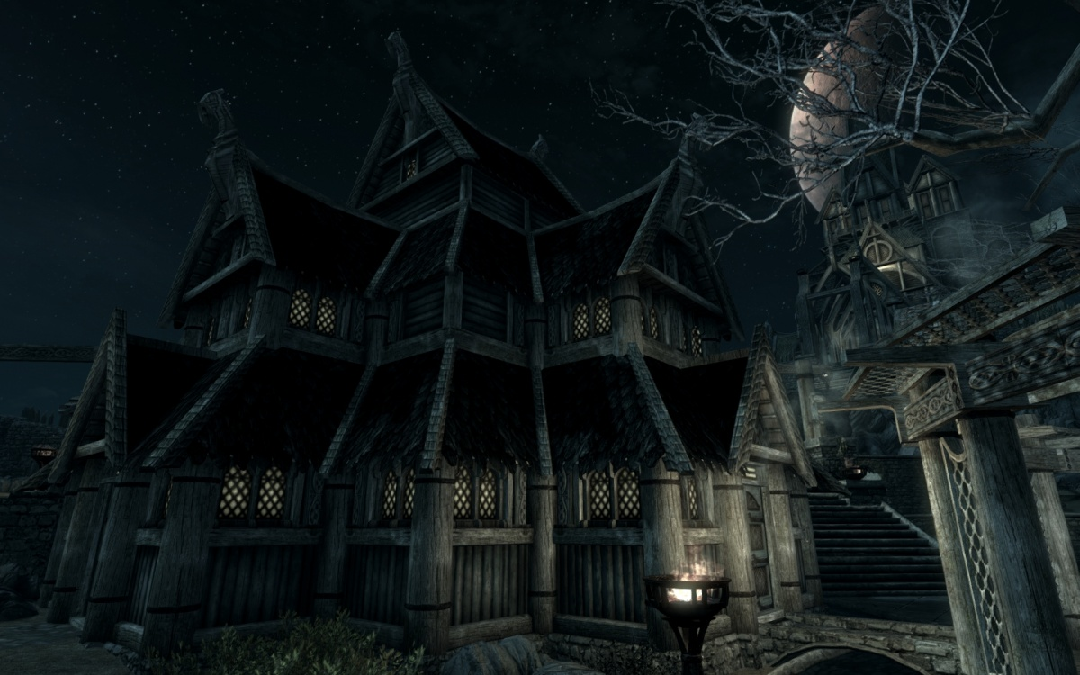 Temple Of Kynareth Skyrim Wiki
