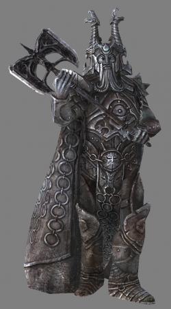 Statue of Ysgramor