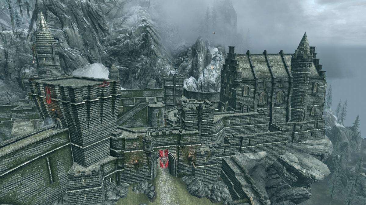 Castle Dour Skyrim Wiki