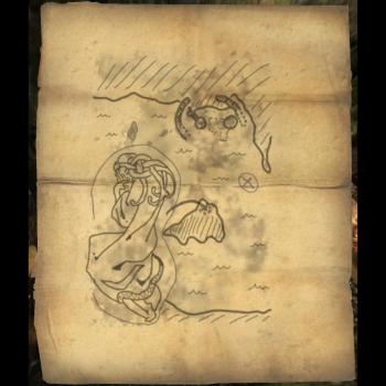 Treasure Map X - Skyrim Wiki