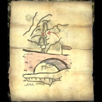 Treasure Map IX - Skyrim Wiki