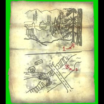 Treasure Map VIII - Skyrim Wiki