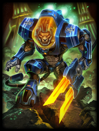 Star Slayer Skin card