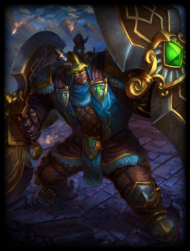 Fat Loki Skin card