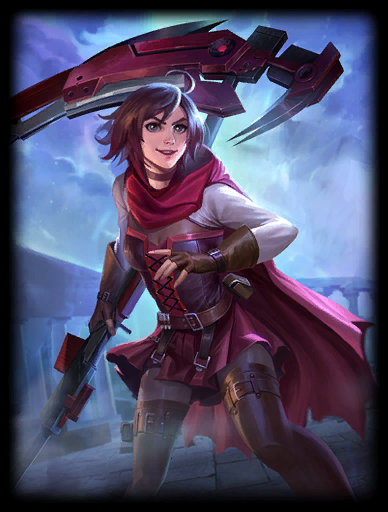 Ruby Rose Skin card