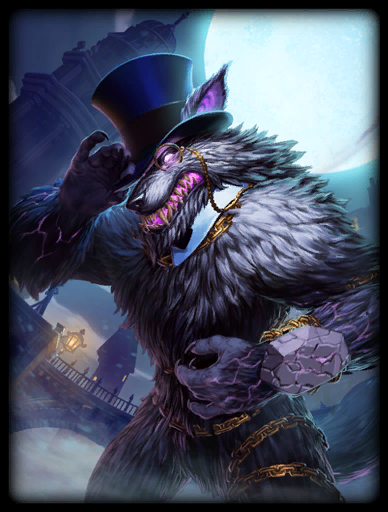Lord Slashington III Skin card