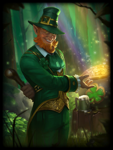 Loki Charms Skin card
