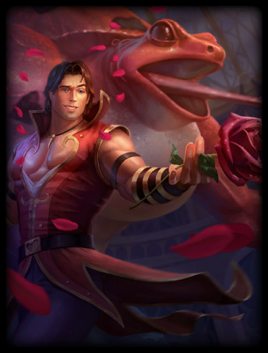 Enchanted Boyfriend Skin card