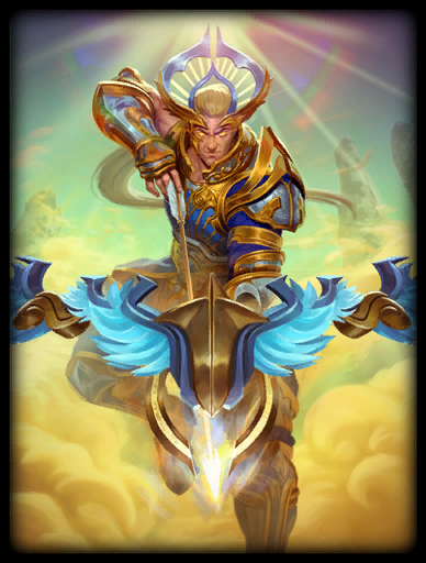 Heaven's Arrow Skin card
