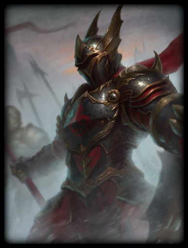 Knight of Mordred Skin card