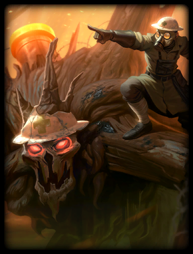 Infantree Skin card