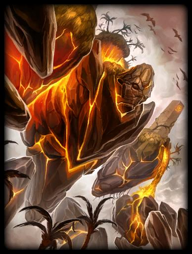 Molten Fury Skin card