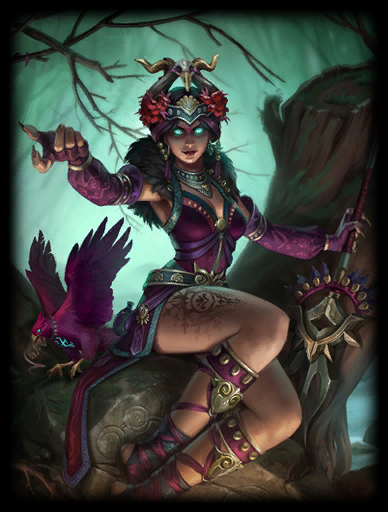 Soothsayer Skin card