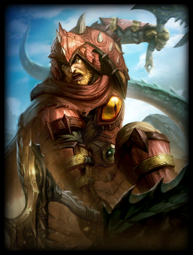 Wyrm Slayer Skin card