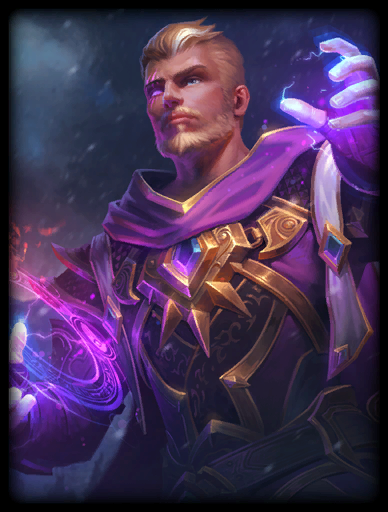 Arcane Advisor Skin card