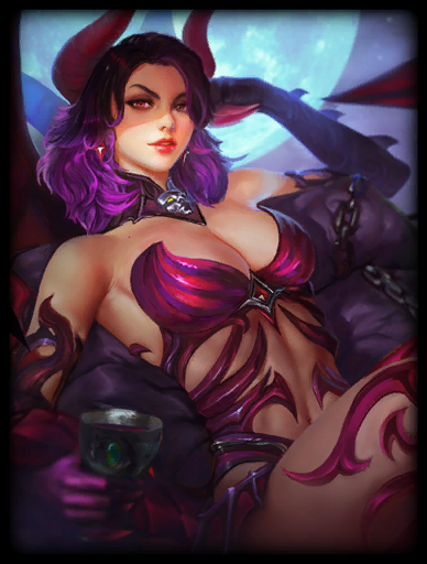 Deadly Desire Skin card