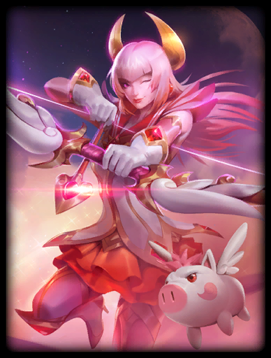 Mystic Archer Skin card