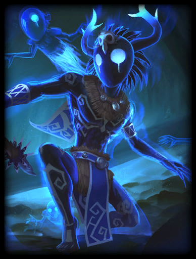 Shadow Spirit Skin card