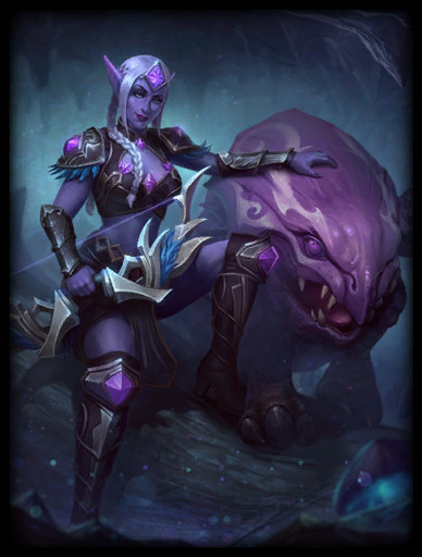 Moonlit Ranger Skin card