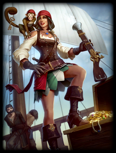 BuccaNeith Skin card