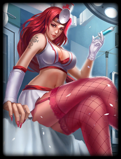 Ms. Diagnosis Skin card