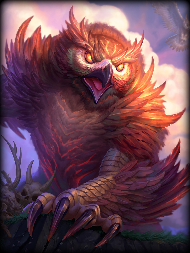 Strix Beast Fenrir voicelines - Official SMITE Wiki