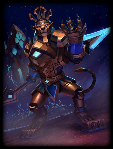 Star Lancer Skin card