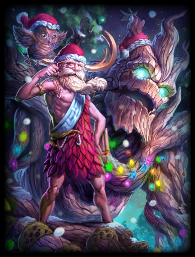 Season's Spirit Skin card